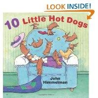 Ten Little Hot Dogs