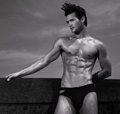 Chris Fawcett and Chuck Achike by Joseph Sinclair | Oh yes I am