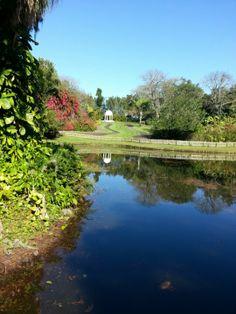 Cypress Gardens in Winter Haven, FL
