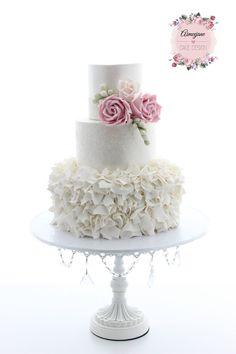 Aimeejane Cake Design Wedding Cake