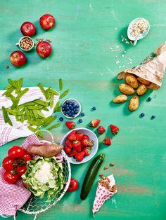 Basenreiche Lebensmittel bringen den Stoffwechsel in Schwund und lassen uns ganz sanft ein paar Pfunde verlieren. 11
