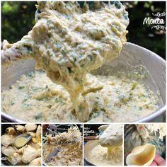 Frango Bechamel é um recheio delicioso, mil e uma utilidade. Vai bem como recheio de torta de massa folhada comprada pronta. Recheio de empadinha, Fica ótimo dentro da lasanha, ou para rechear o conchiglione/rigatone ou simplesmente ao lado do arroz fresquinho com batatas rústicas assadas ao tomilho para acompanhar... Bom de qualquer jeito http://www.montaencanta.com.br/assim-q-faz-2/frango-bechamel/