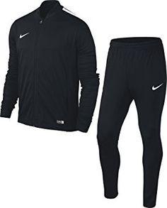 newest f7175 ead52 Nike Academy16 Knt Tracksuit 2 Veste et pantalon pour homme - Noir Noir  Blanc