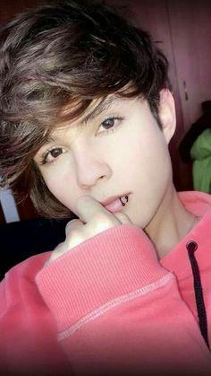 Cute Emo Boys, Cute Teenage Boys, Cute Guys, Teenage Boy Fashion, Cute Boys Images, Black Spiderman, Asian Short Hair, Aesthetic Eyes, Sweet Guys