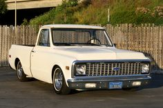72 Chevy Truck Would have picked a different color, but this is very similar to what I would do