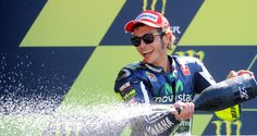 Image for Valentino Rossi The Winners HD Wallpapers