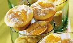 Mandarinen-Mandel-Muffins Rezept