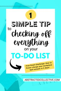 How to set goals and crush them? Here's 1 simple tip you can use right now to check every single thing off your to-do list. Check it out! Self Development, Personal Development, Love Post, Self Acceptance, Time Management Tips, Life Advice, Self Improvement, Self Help, Happy Life