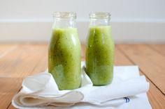 Smoothie de pêra e funcho #lemonaidpt #bebida #smoothie #pequenoalmoço #fruta #vegetais #pera #funcho #energia #saudavel