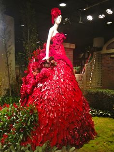 Macy's Flower show masterpiece