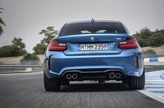 2016 BMW M2: A Wild 365 Horsepower Salute to Past M Cars  - RoadandTrack.com