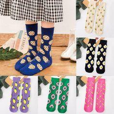 Bright Blue Natural Fresh Blueberry Crazy Dress Troser Sock For Men Women Botts