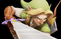 Link - The Legend of Zelda by Kevin Harrell