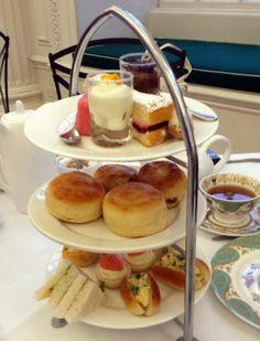 Afternoon Tea Review - Kensington Orangery