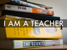 Have Ss so at boy about themselves. I am a Teacher - Presentation Software that Inspires | Haiku Deck