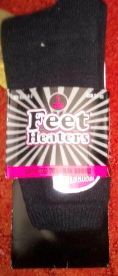 3x Ladies Womens Thermal Darl Multi Color Warm Winter Gift Socks Size UK 4-7