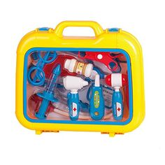 Pretend Doctors Nurse Kit 13 Piece Medical Carrycase Set Role Play Fun Toy Gift for 3 Years Old Kids *** This is an Amazon Affiliate link. Details can be found by clicking on the image.