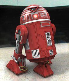 Star Wars - R7-E7 Droid, Wookieepedia.
