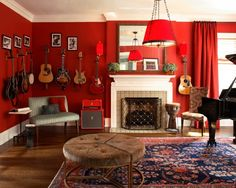 Music Room Design