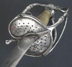 Walloon Sword Dated: circa 1700 Culture: German Measurements: blade length: 91.5 cm, width: 38 mm