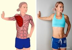 17 muscle stretching exercises that will make you feel perfect – Fitness and Health Advice