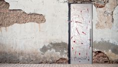 Archea * inc. Door Design, Art Pieces, Easy Frame, Glass Doors, Entrance, Interiors, Windows, Decorated Doors, Interior Doors
