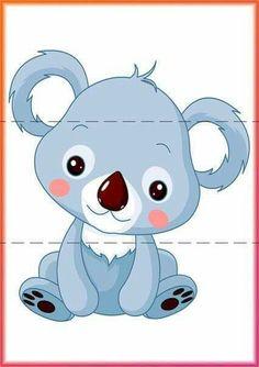 Illustration of Fun zoo. Illustration of cute Koala Bear vector art, clipart and stock vectors. Baby Koala, Cute Koala Bear, Baby Zoo, Cartoon Kids, Cute Cartoon, Bear Cartoon, Baby Animals, Cute Animals, Cute Animal Illustration