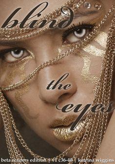 Blind the Eyes eigth variant cover My World, Blind, Horror, Eyes, Cover, Cat Eyes, Shutters