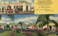 Wallace Court, Fort Myers, Florida