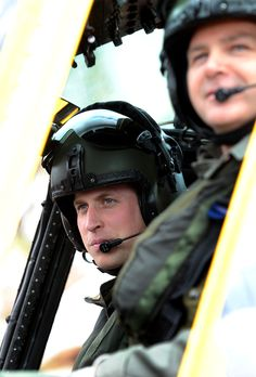 Prince William - Prince William Training Exercise