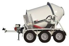 Concrete Mixer Trailer Home Made Things In 2019