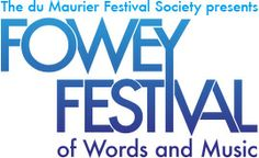 This festival used to the Du Maurier Festival and it's wonderful. I'll be giving a talk there this year on the 12th of May at 4:30 discussing a sense of place in writing...