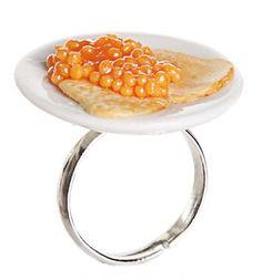 classic English beans-on-toast ring. amaze!