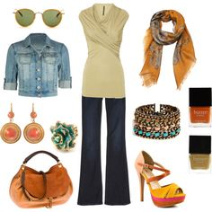 Casual and earthy