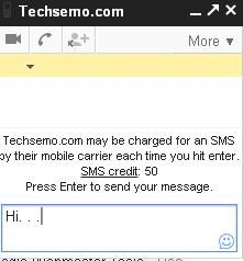 Google Introduced SMS Feature in Gmail and How we Use this Feature?