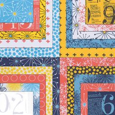 FIGURES Jelly Roll by Zen Chic for Moda by WeDoQuilts on Etsy