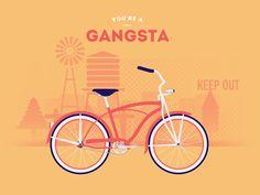 Gangsta by Thomas Pomarelle