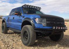 GRAVITY® LED PRO6 10-14 FORD F-150/RAPTOR 8-LIGHT COMBO LED LIGHT BAR [91311] - $1,699.95 : Pure Raptor, Shop Ford Raptor Parts