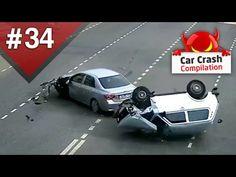 Car Crash Compilation 11 October 2015  Best Car Crash Compilation 2015 Vol #34 - Episode 34