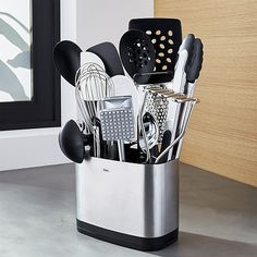 OXO ® 15-Piece Utensil Set | Crate and Barrel