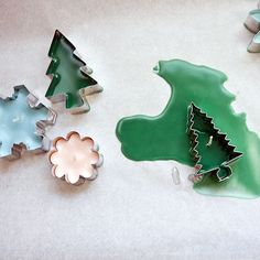 13 Things You Can Make With Cookie Cutters That Arent Cookies via Brit + Co