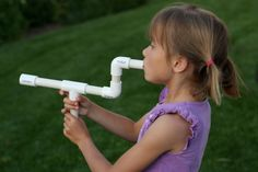 DIY marshmallow shooter!!!!