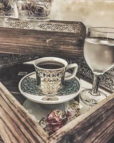 Kahve keyfi...