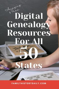 many U.S. states have put a good deal of effort into making their records freely accessible online, and some of the best no-cost resources can now be found through state and local agencies. Taking advantage of these wonderful resources can dramatically increase the likelihood of discovering key information about your ancestors. Free Genealogy Sites, Genealogy Research, Free Website, Family History, Writer, Effort, Key, House, Unique Key