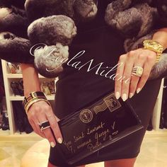 From Paris with love! YSL Hermes cdc  #leylamilani