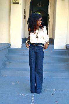01feba088946 High waist clothes How To Wear High Waisted Jeans, High Waist Jeans, Pear  Shape