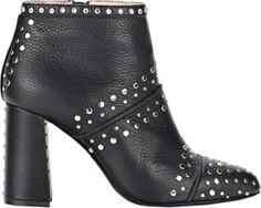 Lanvin Embellished Booties at Barneys New York