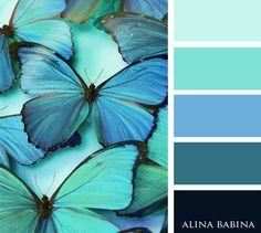 Alina Babina colors palettes                                                                                                                                                     More