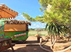 Chirincana Camping Ibiza, Avenida Punta Aribi in Es Canar / #Ibizacamping #Chirincana #ibizaimages