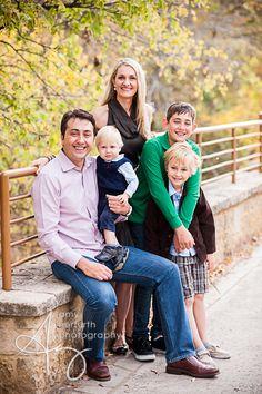 Silva Family Portraits | Arbor Hills Nature Preserve - Dallas Wedding Photography | Amy Herfurth Photography